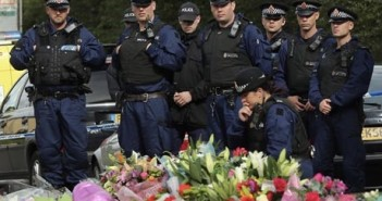 Manchester Mourns Murdered Police Officers