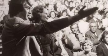 Gordon Burns & Margaret Thatcherweb