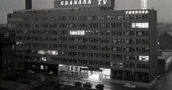 Ext of Granada TV 1968