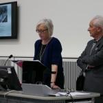 Judith Jones and Stephen Kelly